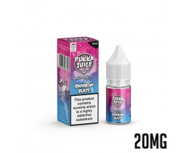 Pukka Juice - Rainbow Blaze - 10ml NIC SALTS 20mg