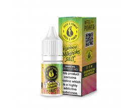 Juice N' Power - RAINBOW MILKSHAKE - 10ml Nic Salts 20mg