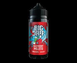 Big Drip by Doozy Vape Co | RASPBERRY MOJITO | 100ml Shortfill | 0mg