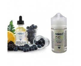 Naked 100 | Really Berry | 50ml Shortfill | 0mg
