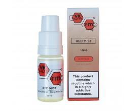 Viking Vape VK Salts | RED MIST | 10ml Single Bottles | 10mg / 20mg Nicotine Salts