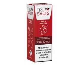 True Salts | Red A Menthol | 10ml Single | 10mg / 20mg Nicotine Salts
