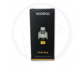 Voopoo | PnP Replacement Empty Pods | Regular | Pack of 2