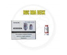 SMOK | RGC RBA Deck for RPM80 | 1 x Single Pack