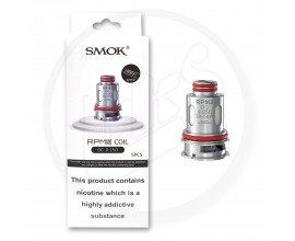 SMOK   RPM 2 / RPM2 Coils   0.25 Ohm DC DTL   Pack of 5