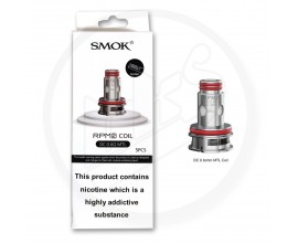 SMOK | RPM 2 Coils | 0.6 Ohm DC MTL | Pack of 5