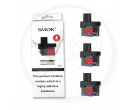 SMOK | RPM Lite Replacement 2ml Empty Pods | RPM Version | Pack of 3