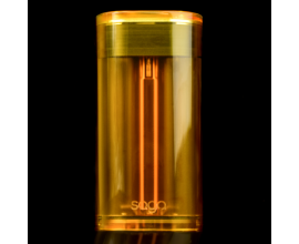 Vaperz Cloud | SAGA Series Mechanical Mod | Dual 21700 | ULTEM (Limited Edition)