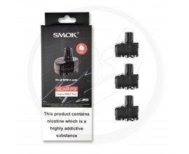 SMOK | SCAR-P3 Replacement Empty Pods | RPM 2 Version | Pack of 3
