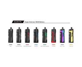 SMOK | SCAR-P5 Pod Kit | Single 18650 | 2ml | 80W | **COMING SOON**