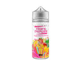 Tropik Thunder - Tropical Sherbet Straws - 100ml Shortfill - ZERO Nicotine