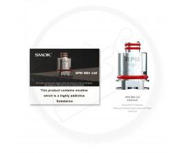 SMOK   RPM Coils   RBA Deck   1 x Single