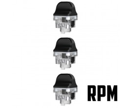 SMOK | RPM 4 / RPM4 Replacement Empty Pods | Pack of 3 | RPM Standard Version