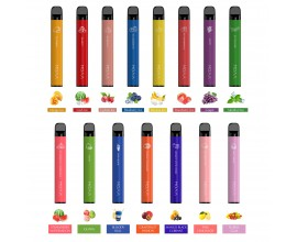 SMOK | VVOW Disposable Pod E-Cigarette Kit | 500mAh / 600 Puffs | 20mg Nicotine Salts | Various Flavours | **NEW FLAVOURS**