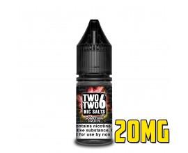 226 Nic Salts - NS20 - SOMETHIN FRUITY - 10ml Single - 20mg