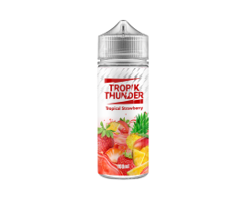 Tropik Thunder - Tropical Strawberry - 100ml Shortfill - ZERO Nicotine