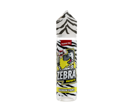 Zebra Juice | Sweetz Range | Rainbow Stripes | 50ml Shortfill | 0mg