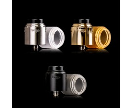 Vaperz Cloud | Temple 28 | 2020 Edition | Dual Coil RDA | 28mm