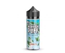 Moreish Puff | Menthol | Tobacco | 100ml Shortfill | 0mg