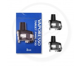 Vaporesso | Target PM80 / PM80SE Replacement Pods | Pack of 2