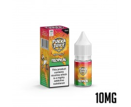 Pukka Juice - Tropical - 10ml NIC SALTS 10mg