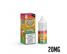 Pukka Juice - Tropical - 10ml NIC SALTS 20mg