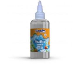 Kingston MegaSaver | Tropical Fruit Menthol | 500ml Shortfill | 0mg