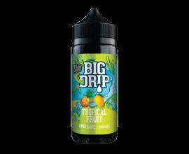 Big Drip by Doozy Vape Co | TROPICAL FRUIT | 100ml Shortfill | 0mg
