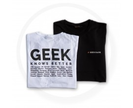 "Geek Vape | ""Geek Knows Better"" T-Shirt 
