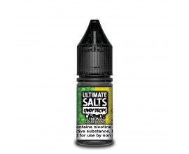 Ultimate Salts Candy Drops | Lemon & Sour Apple | 10ml Single | 10mg / 20mg Nicotine Salt