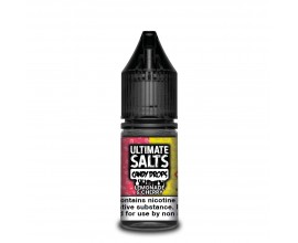 Ultimate Salts Candy Drops | Lemonade & Cherry | 10ml Single | 10mg / 20mg Nicotine Salt