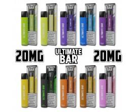 Ultimate Juice | Ultimate Bar Disposable E-Cigarette | 450mAh / 575 Puffs | 20mg Nicotine Salts