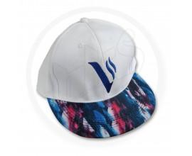 Vaporesso | Snapback Cap | 1 x Single | White / Pattern