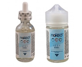 Naked 100 | Very Cool | 50ml Shortfill | 0mg