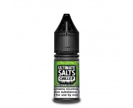 Ultimate Salts Chilled | Watermelon Apple | 10ml Single | 10mg / 20mg Nicotine Salt