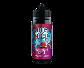 Big Drip by Doozy Vape Co | WATERMELON CHILL | 100ml Shortfill | 0mg