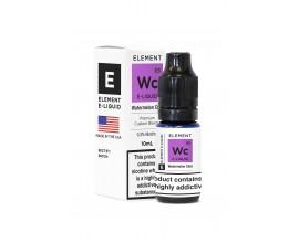 Element E-Liquids Traditional 50/50 Range   Watermelon Chill   10ml Single   Various Nicotine Strengths