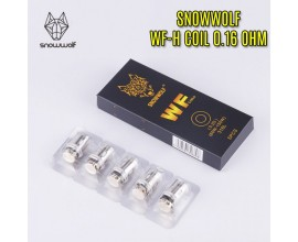 Snowwolf - WF-H Coils - 0.16 Ohm (100-230W) - Pack of 5