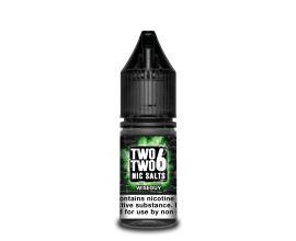 226 Nic Salts | Wise Guy | 10ml SIngle | 10 / 20mg Nicotine Salt