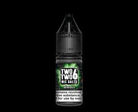 226 Nic Salts | Wise Guy | 10ml SIngle | 10 / 20mg Nicotine Salt