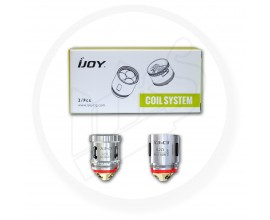 iJOY | X3 Coils | Pack of 3 | Various Ohmages