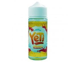 Yeti E-Liquids | Pineapple Grapefruit | 100ml Shortfill | 0mg Nicotine
