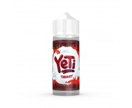 Yeti E-Liquids | Cherry | 100ml Shortfill | 0mg Nicotine