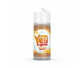 Yeti E-Liquids | Orange Mango | 100ml Shortfill | 0mg Nicotine