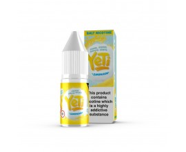 Yeti Nicotine Salts | Lemonade | 10ml Single | 20mg Nicotine Salts