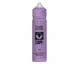 ZAP! Juice | Purple Slushie | 50ml Shortfill | 0mg (Includes 1 x 18mg ZAP! Nic Salt Shot)