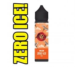 Aisu Zero Ice | Melon | 50ml Shortfill | 0mg (Includes 1 x 18mg ZAP! Nic Salt Shot)