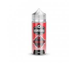Energy E-Liquid by Vape Monster - RED - 100ml Shortfill - ZERO Nicotine *INCLUDES 2 x FREE NICOTINE SHOTS*