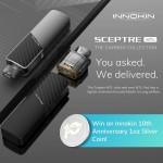 Innokin | Sceptre MTL Carbon Collection 20W Pod Kit | 2ml | 1400mAh