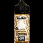 One Hit Wonder Winter Series | Vanilla Custard | 100ml Shortfill | 0mg